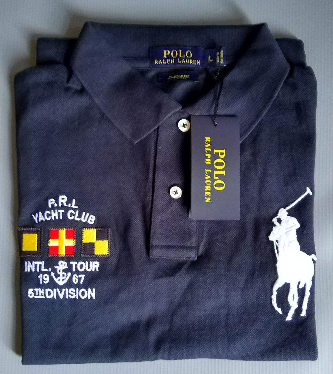 camisa polo ralph lauren original importada - camisas polo ralph lauren a79e1fbb5e5