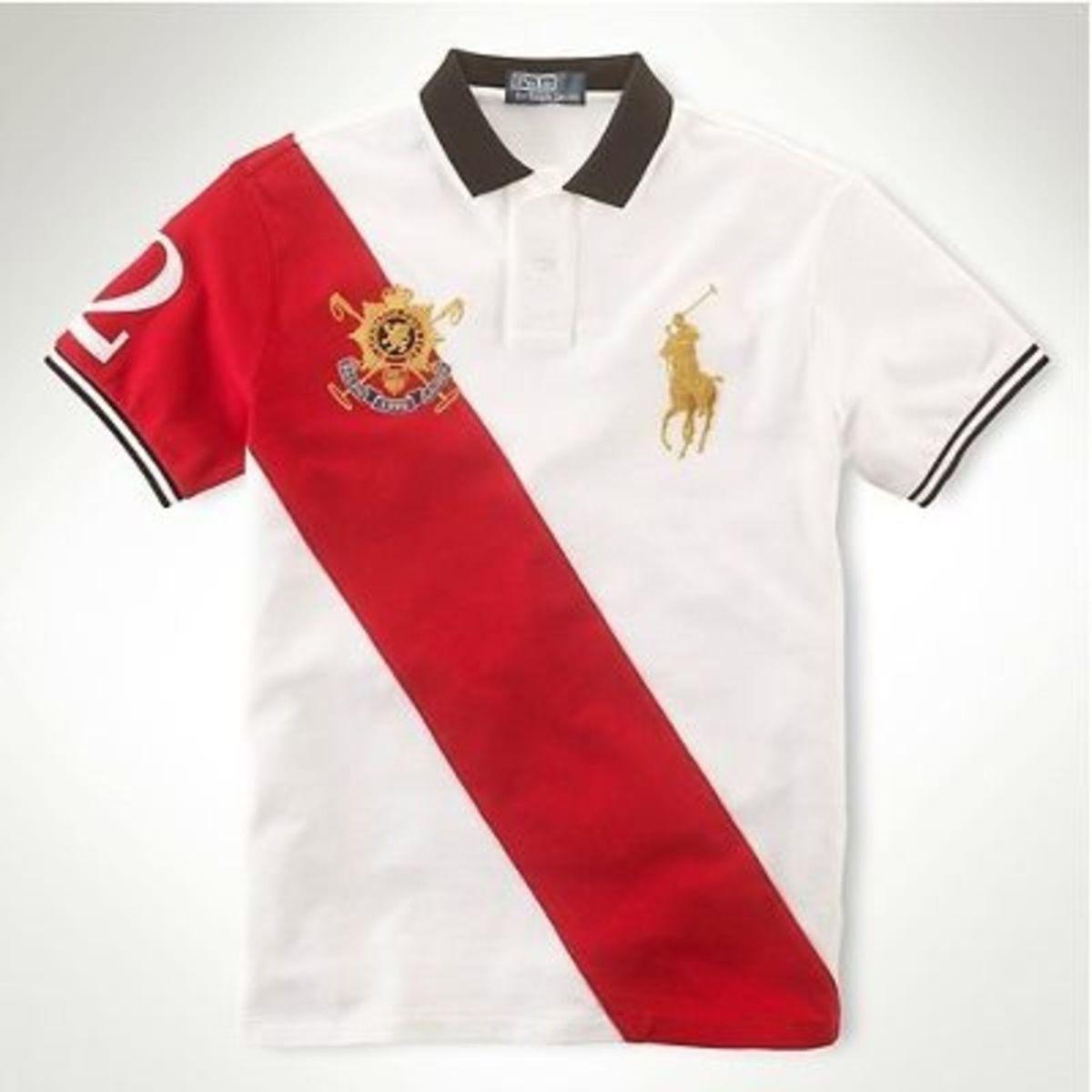 Camisa Polo Ralph Lauren  5ff9ae6f73365