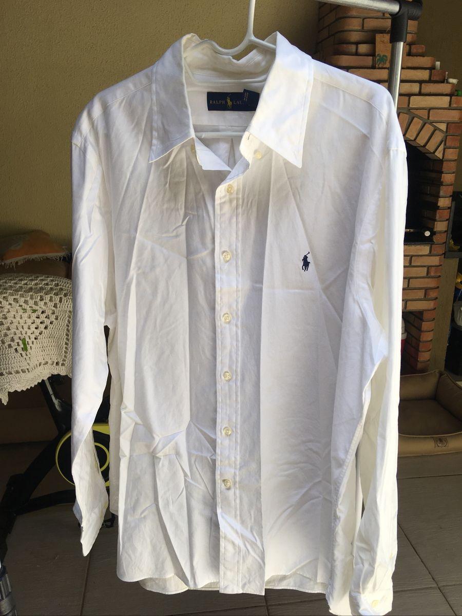 camisa polo rauph lauren extra grande original - camisas ralph lauren 15f29b7bb8367