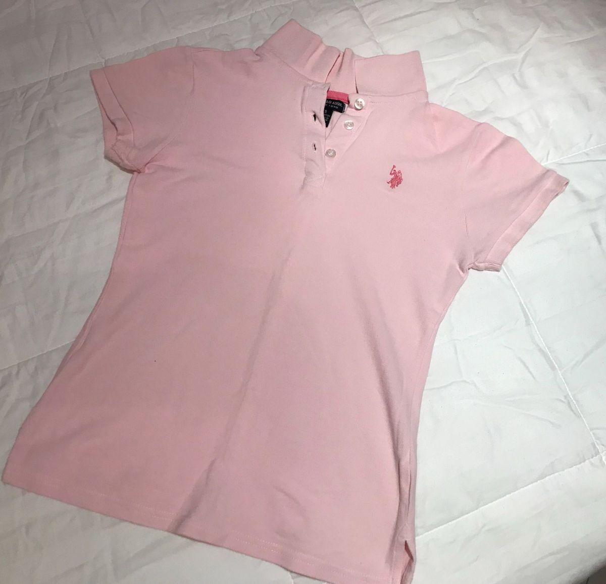 6c860a3d5b camisa polo rosa claro - camisas u.s polo.  Czm6ly9wag90b3muzw5qb2vplmnvbs5ici9wcm9kdwn0cy84ndi2otq0lzjimzblm2zmnzvkngu0mthlzge2ywi1otaynwjjzjfjlmpwzw