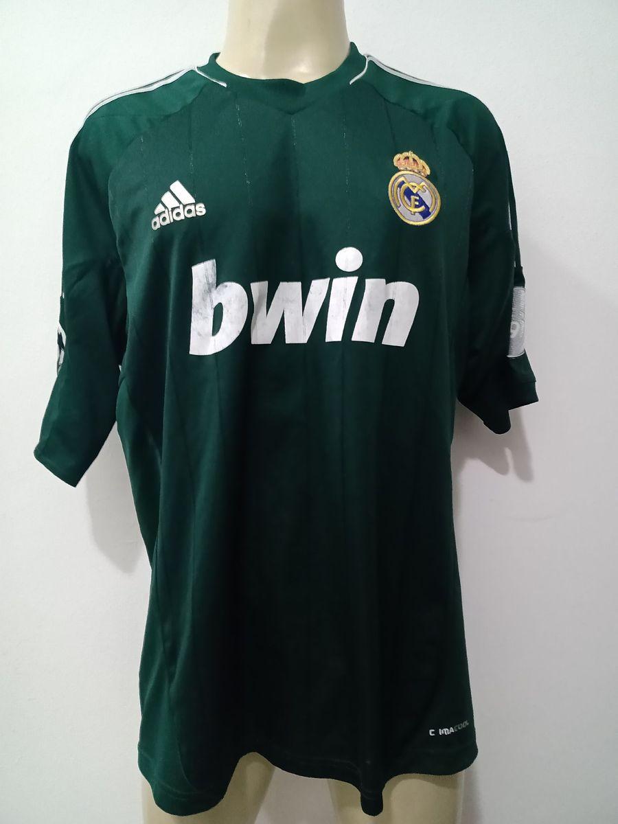 cocinar una comida Brutal Caso Wardian  Camisa Real Madrid Cristiano Ronaldo | Camisa Masculina Adidas Usado  45743048 | enjoei