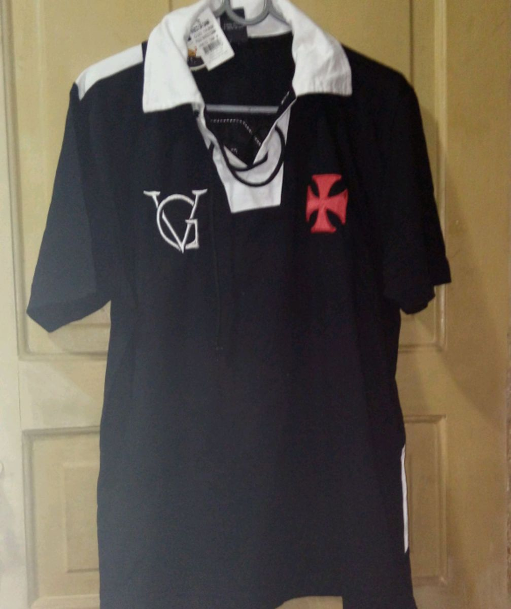 camisa retrô vasco da gama - esportes original-vasco-da-gama 2564904518cd8