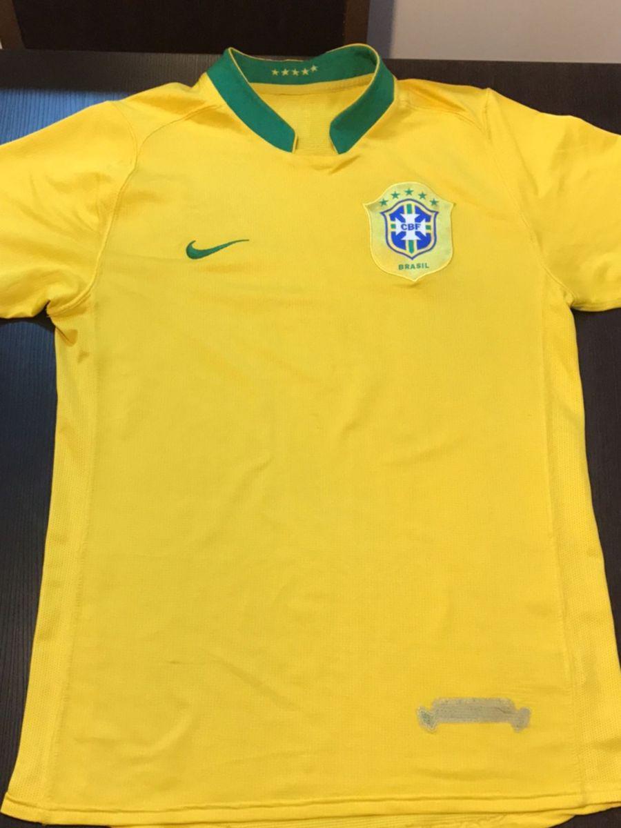 49c7585b45 camisa seleção brasileira copa 2006 - esportes nike