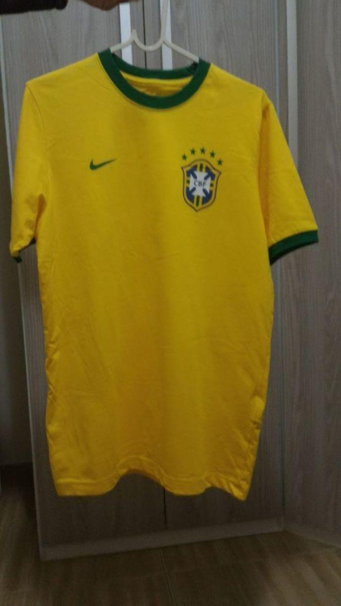 camisa seleção brasileira- edição limitada - camisas nike 54559e096f213
