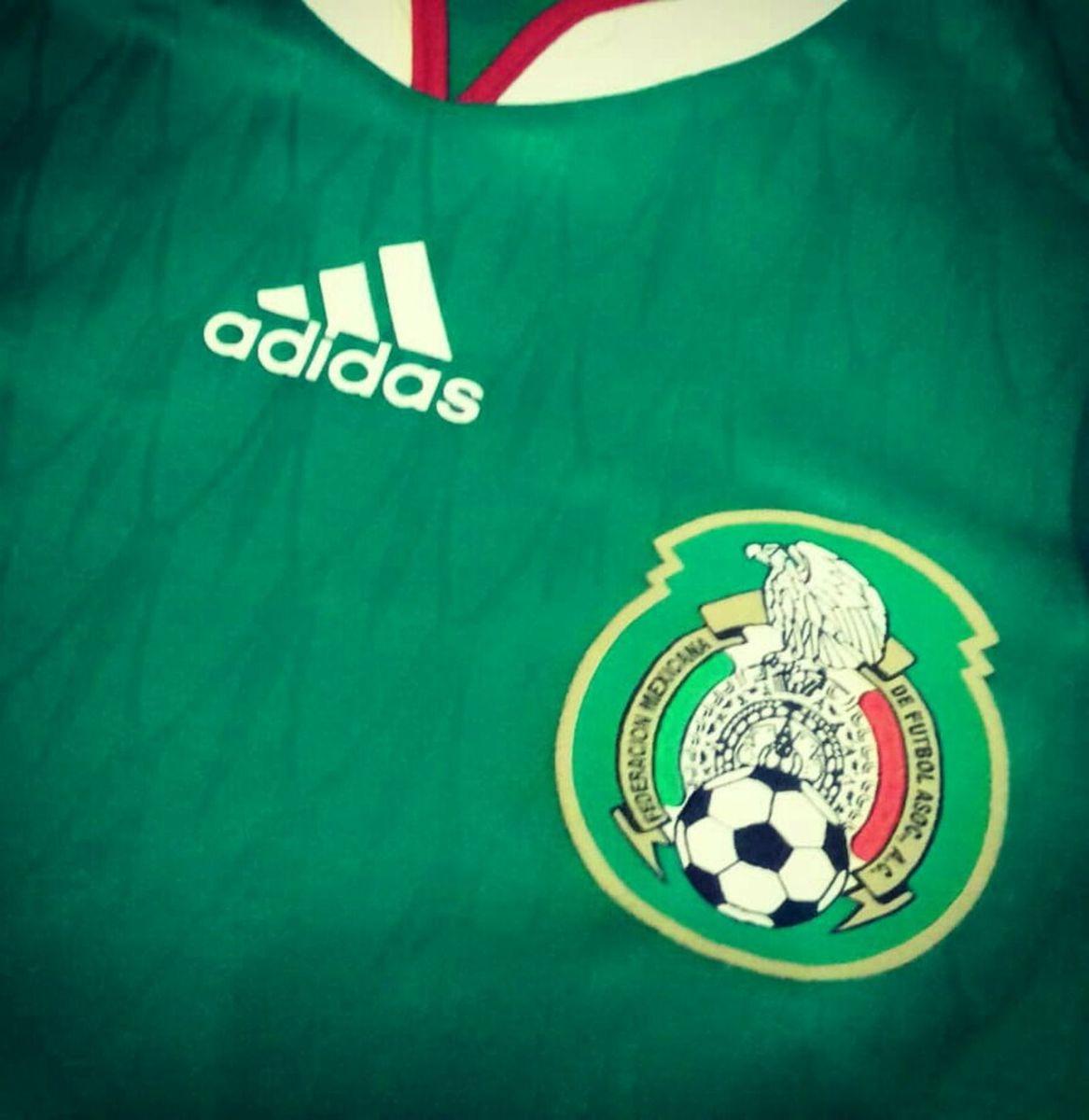 camisa seleção mexicana - esportes e outdoor adidas d99f2726f8af2