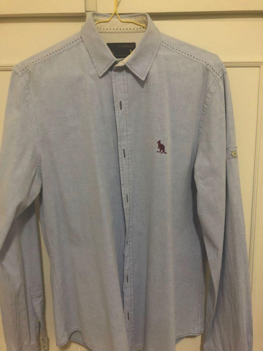camisa side walk chambray - camisas side walk.  Czm6ly9wag90b3muzw5qb2vplmnvbs5ici9wcm9kdwn0cy81odaznda5lzy4ywu0y2y5nwnlntk1zdkxmwflzjuzy2zimtawotdllmpwzw  ... a246173d34f28