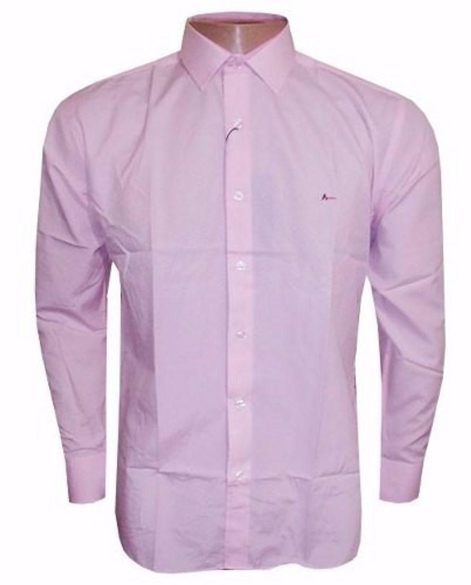 e3c2e49f09 camisa social aramis masculino slim fit manga longa - camisas aramis