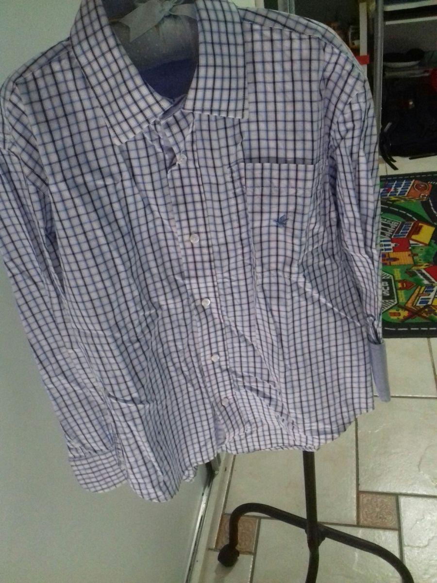 camisa social azul brooksfield - menino brooksfield d0bbac7cb0b73