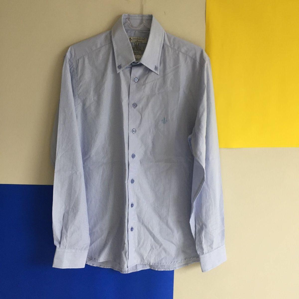 957303c56f Camisa Social Dudalina