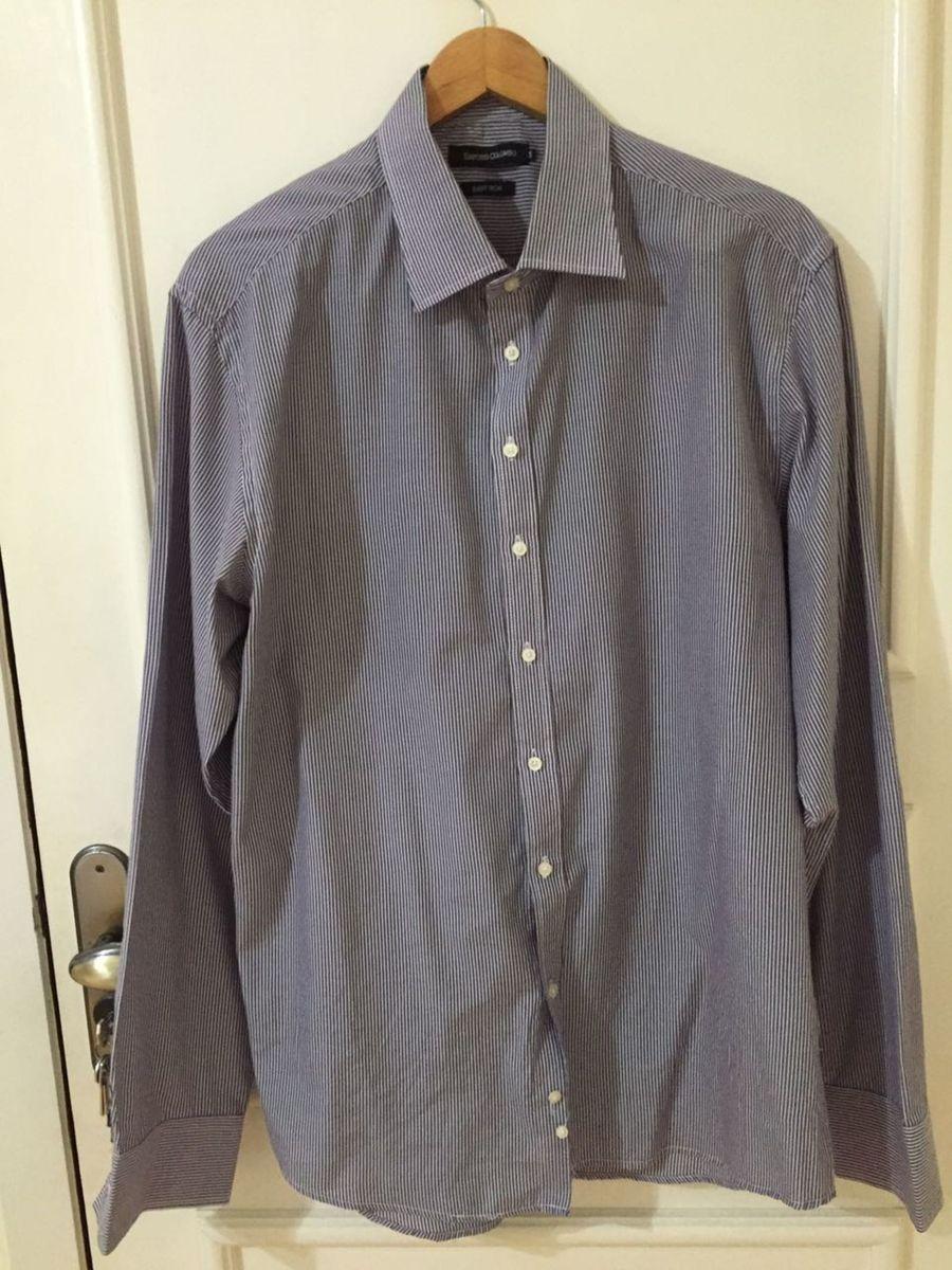 3d68ca3da6 camisa social listrada - camisaria colombo - camisas camisaria colombo