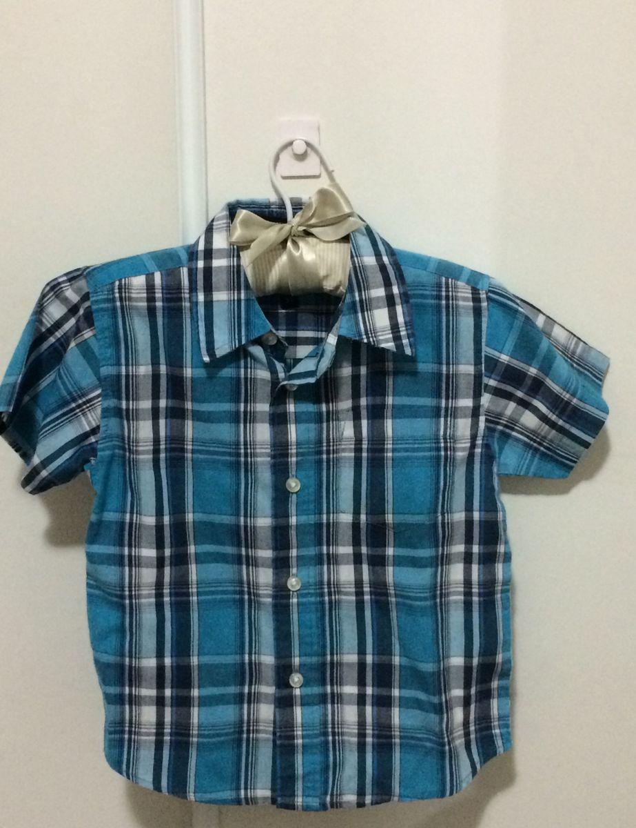 ea9cb8127a735 camisa social manga curta - menino beverly hills polo club