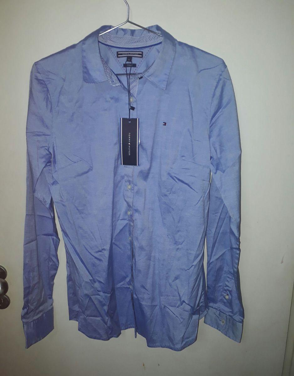 8888c353a005c camisa social tommy hilfiger - camisas tommy-hilfiger
