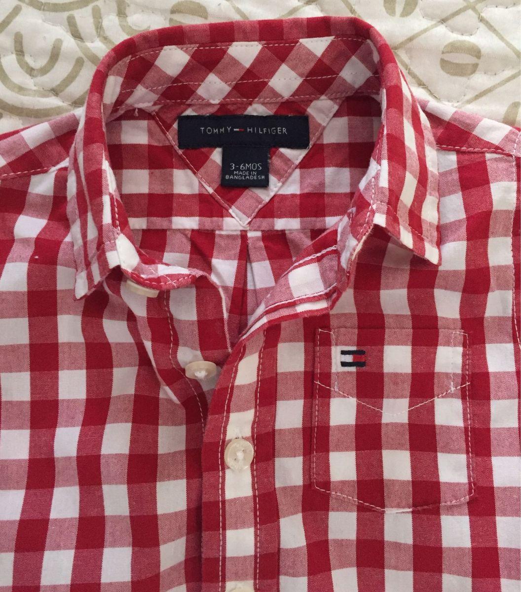 camisa social tommy - bebê tommy hilfiger.  Czm6ly9wag90b3muzw5qb2vplmnvbs5ici9wcm9kdwn0cy82mte3odyxlzc5nzdmy2jln2uxyjuxmmrmytcwy2yzm2u2mmflyzzmlmpwzw  ... 122b074a9e20d