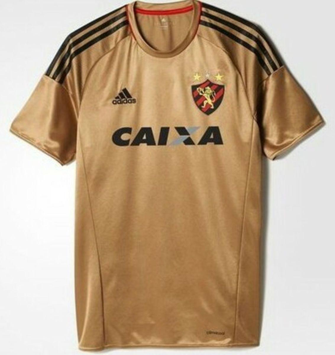 b579502bbe617 camisa sport recife dourafa of 3 - adidas - camisas adidas