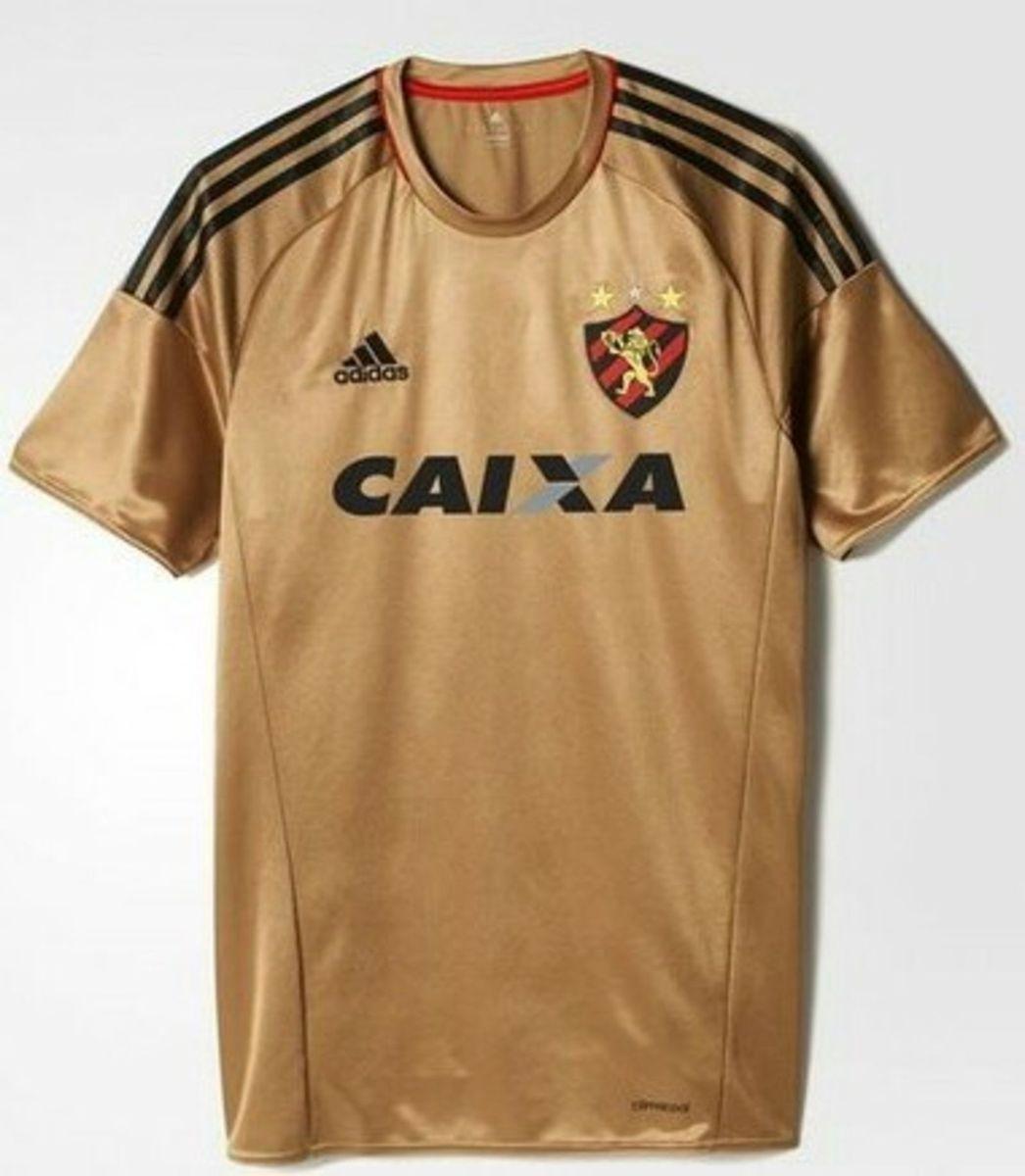 camisa sport recife - of 3 - adidas - camisas adidas 470dd2be96850