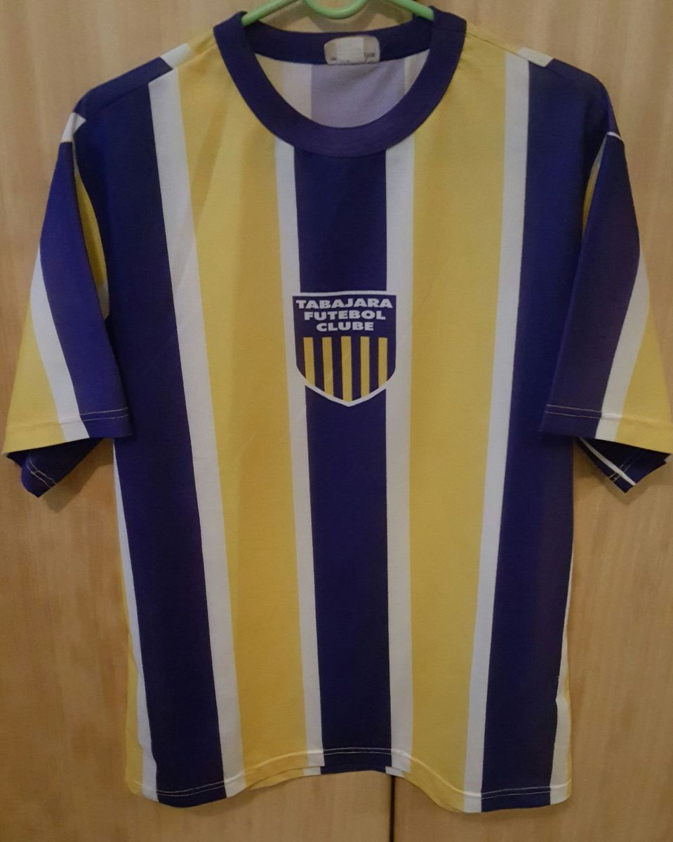 camisa tabajara futebol clube - camisas sem marca 9456a03ab2738