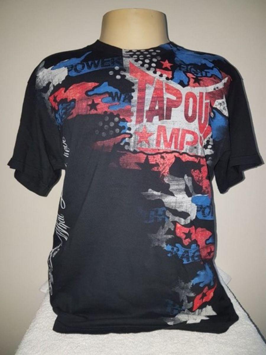 camisa tapout mma - camisetas tapout.  Czm6ly9wag90b3muzw5qb2vplmnvbs5ici9wcm9kdwn0cy82nzuxndc5lzhlyjrjzmfly2e5mjlimduwmjfkzmzmzgnhmdm2ymuwlmpwzw  ... b1c059289e650