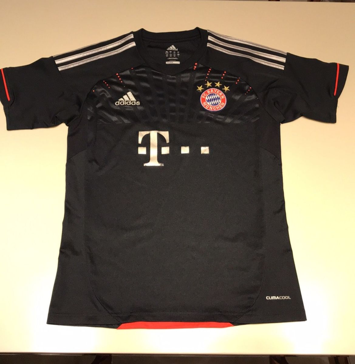 Camisa Time Bayern Munchen Oficial, Adidas   Roupa Infantil para ... fb229ed087