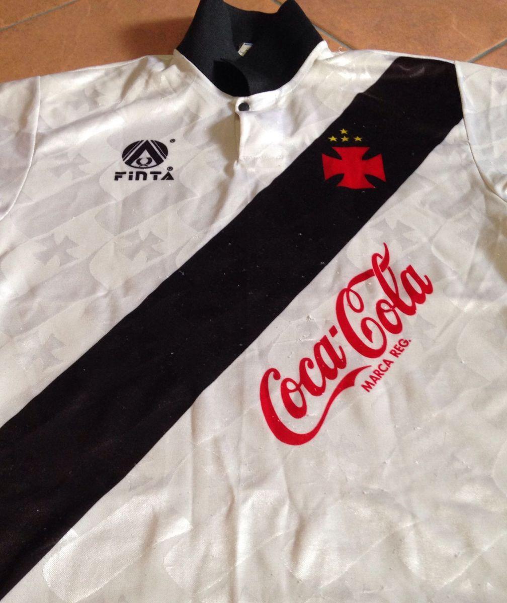 camisa vasco da gama finta tricampeão 1994 - camisas vasco da gama f2cdace067054