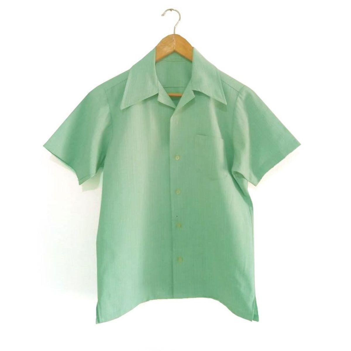 camisa vintage - camisas sem marca