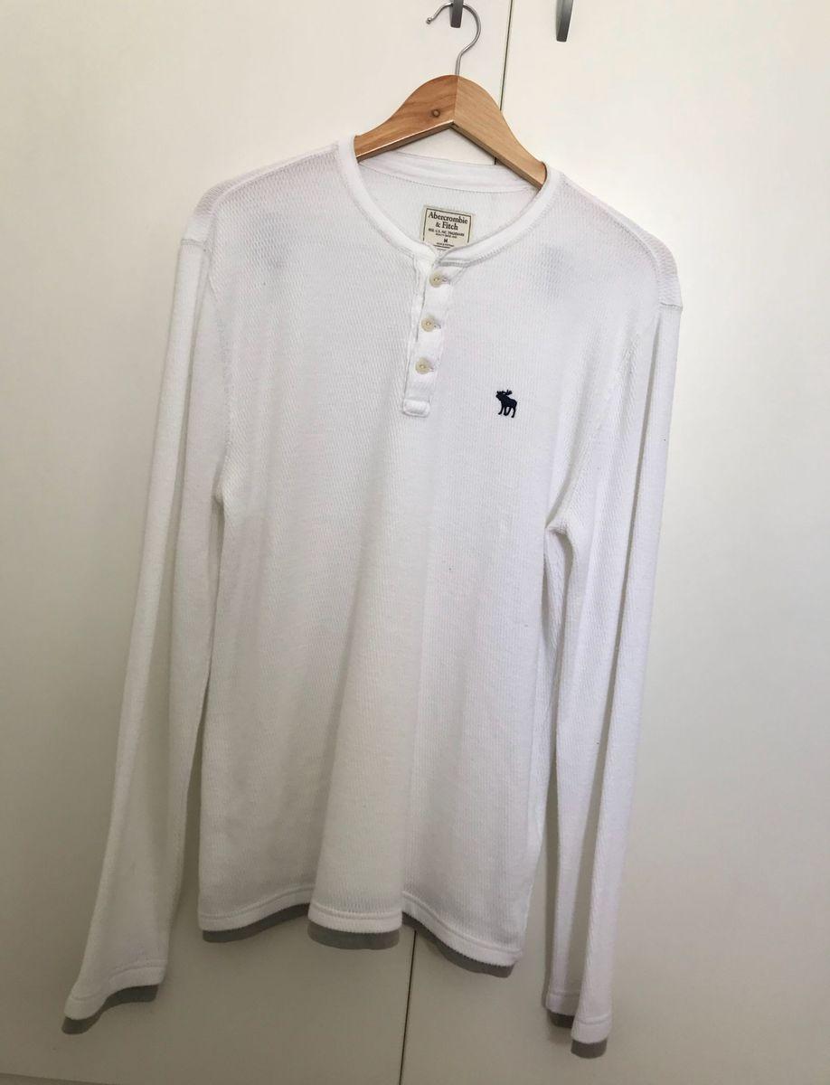 649a16a49c camiseta abercrombie original tamanho m - casacos abercrombie-e-fitch