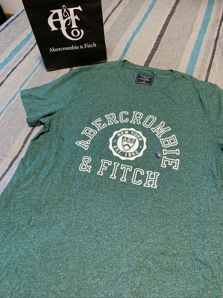 bb9ff2b094 camiseta abercrombie tam m - camisetas abercrombie   fitch