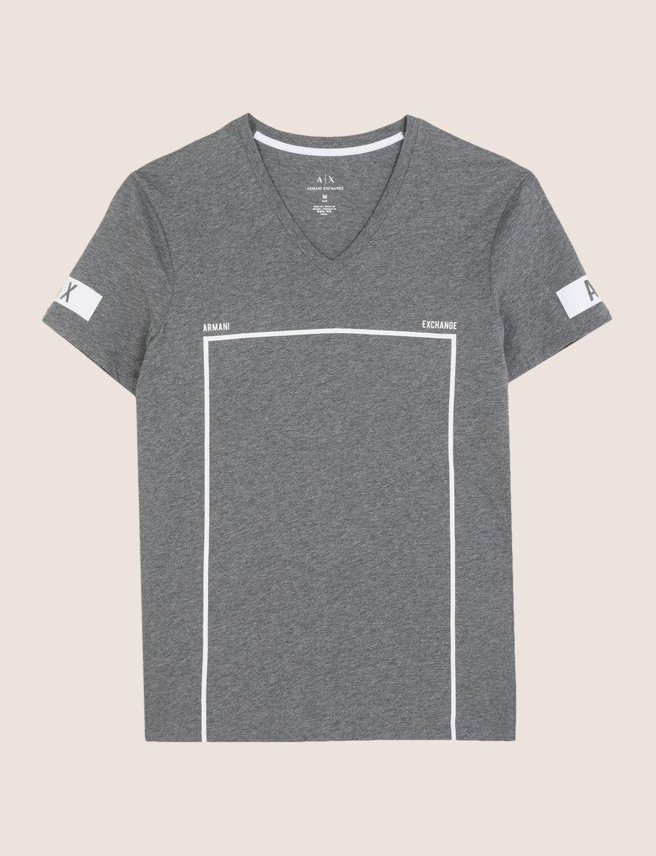 camiseta armani exchange original do site ax - camisetas armani exchange 743a7550d5b5c