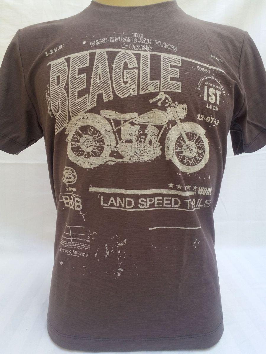 camiseta beagle original 100% algodão pronta entrega masculino em promoção  - camisetas beagle f9ce90d390f42