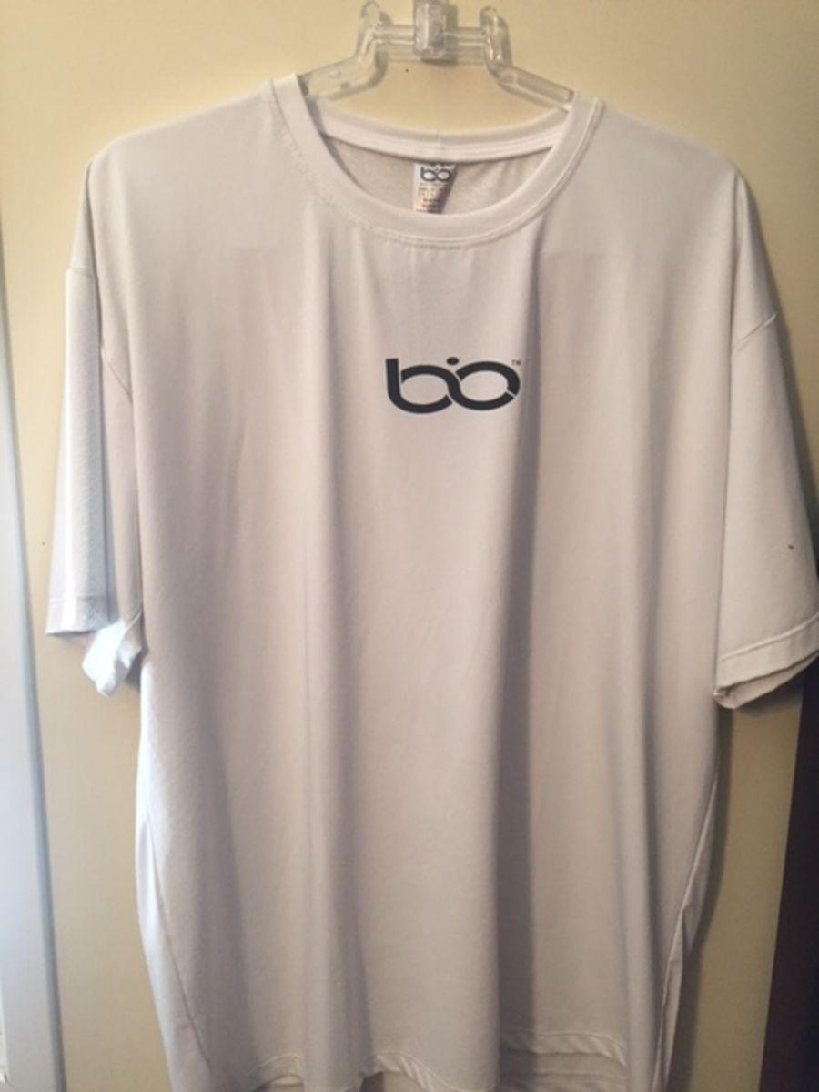 camiseta bio power brasil (g) - (biocerâmica) - esportes bio-power 59a2326a9820a