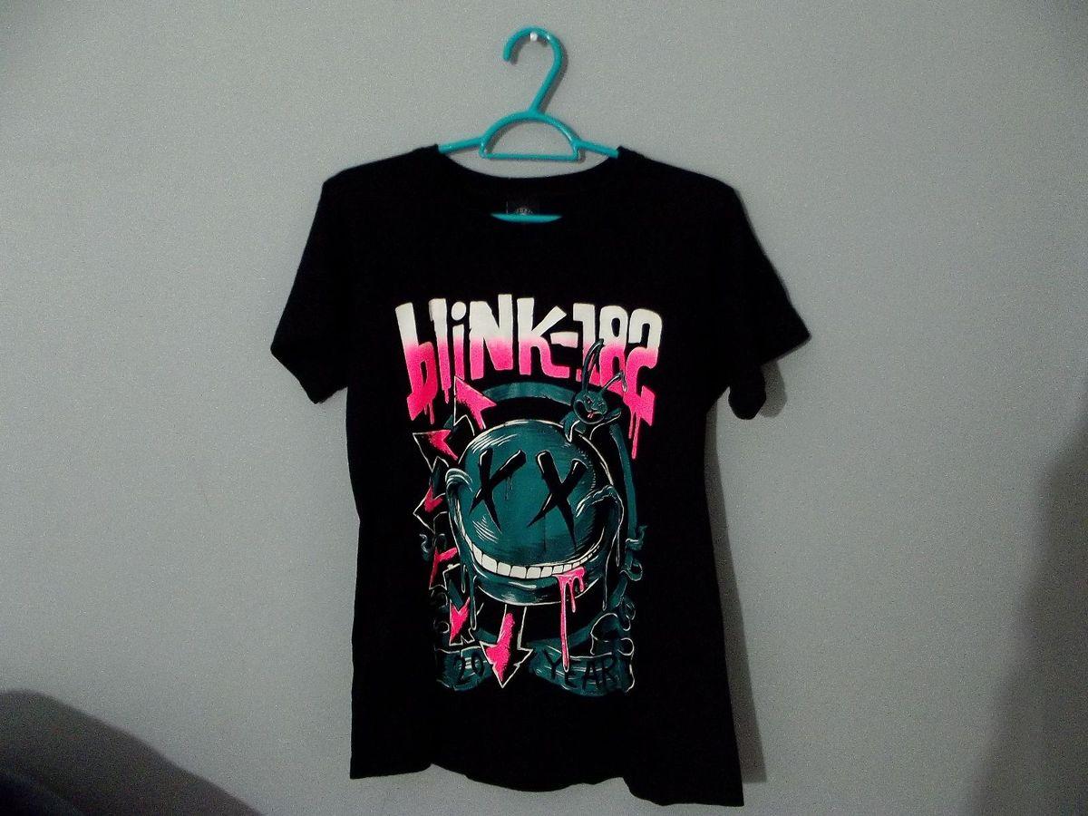 camiseta blink 182 perfeita - camisetas short fuse