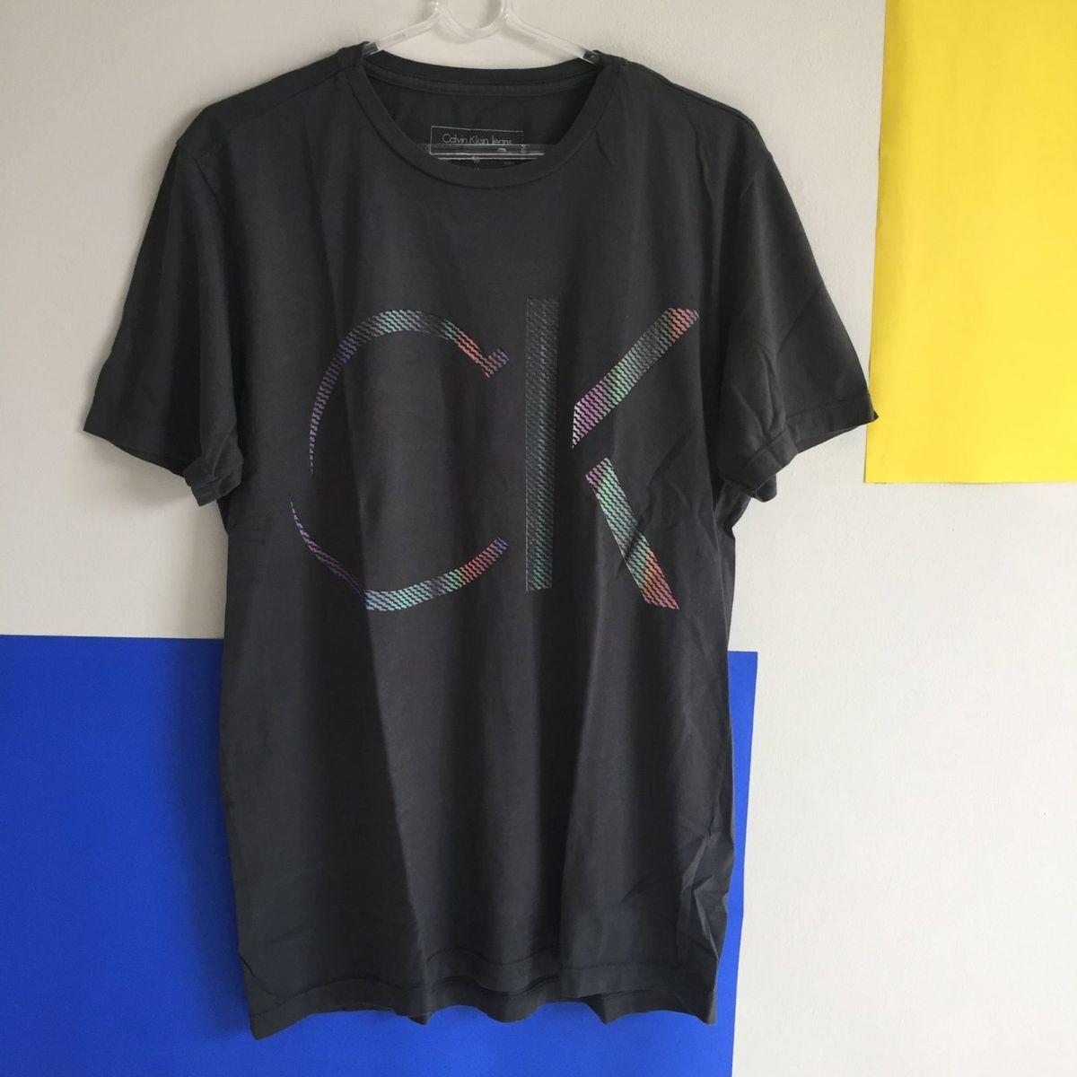Camiseta Calvin Klein  ca00339f6f9
