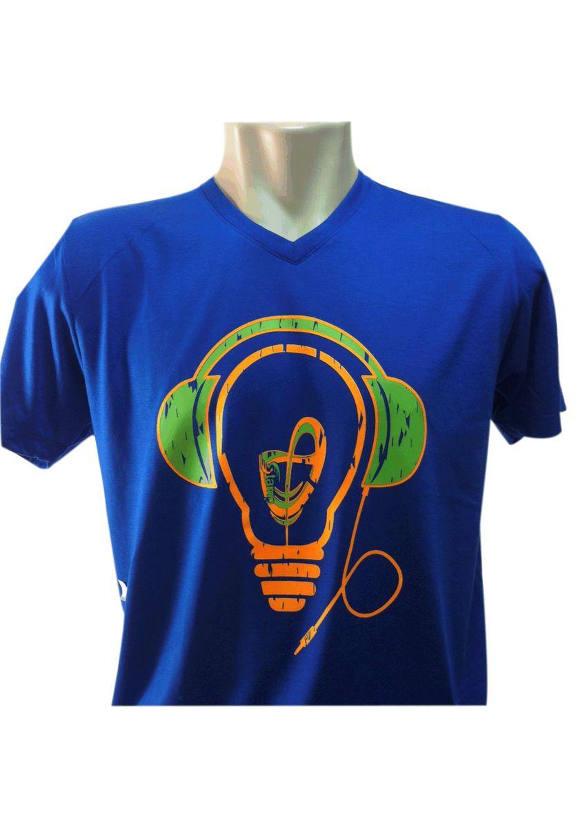 46f49708c camiseta com estampa em silk-screen - camisetas difference stamp