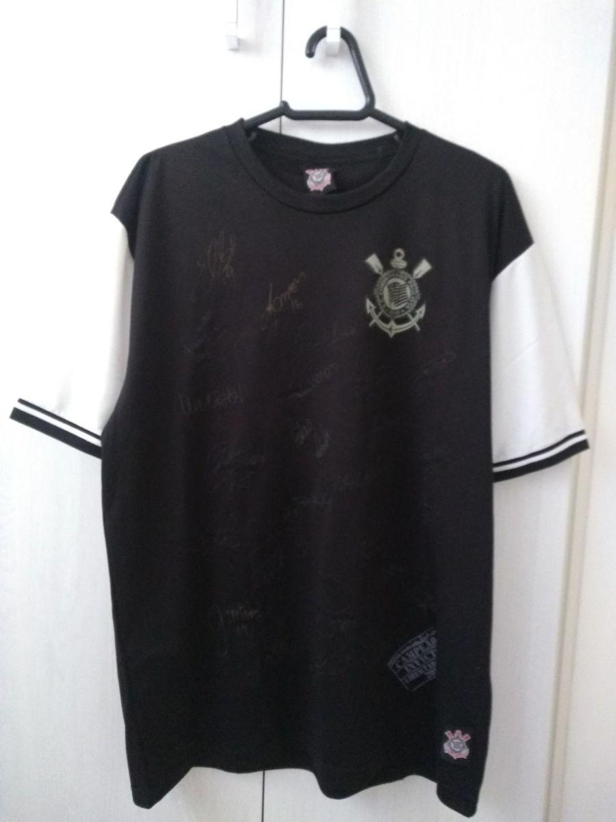 63d749681b camiseta comemorativa corinthians campeão da libertadores 2012!!! -  esportes sem-marca