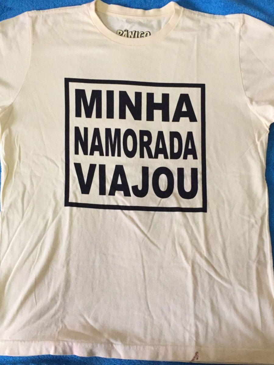 camiseta do programa pânico - camisetas riachuelo 67219672cb32b