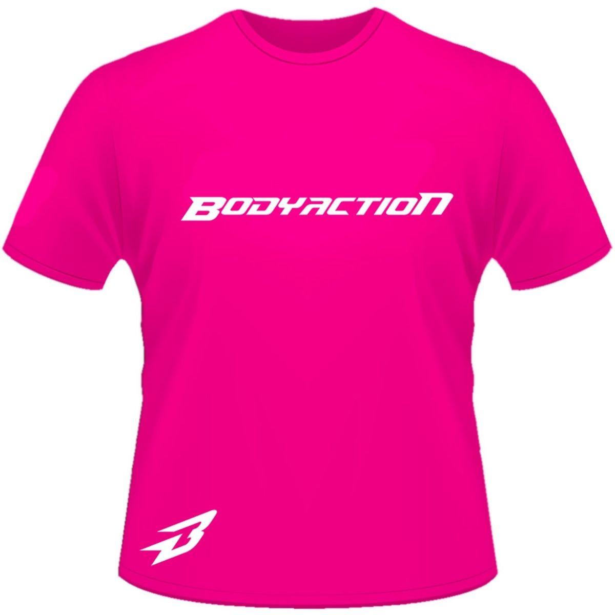 0198bdadd Camiseta Dry Fit Academia Treino Fitness Bodyaction - Barato ...