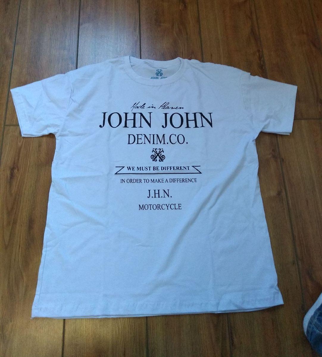 b1a410f60 camiseta estampada - john john - camisetas john-john