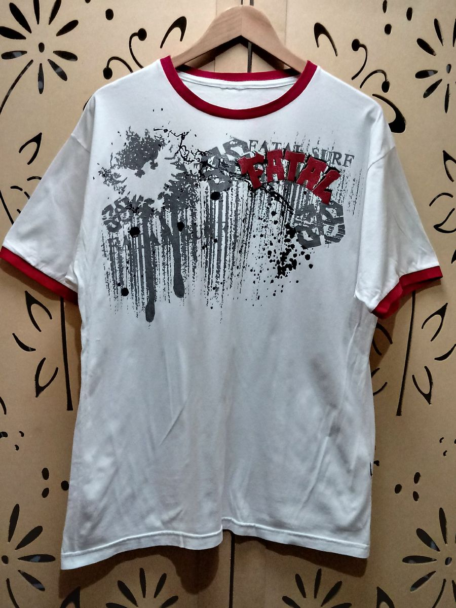 camiseta fatal surf - camisetas fatal surf