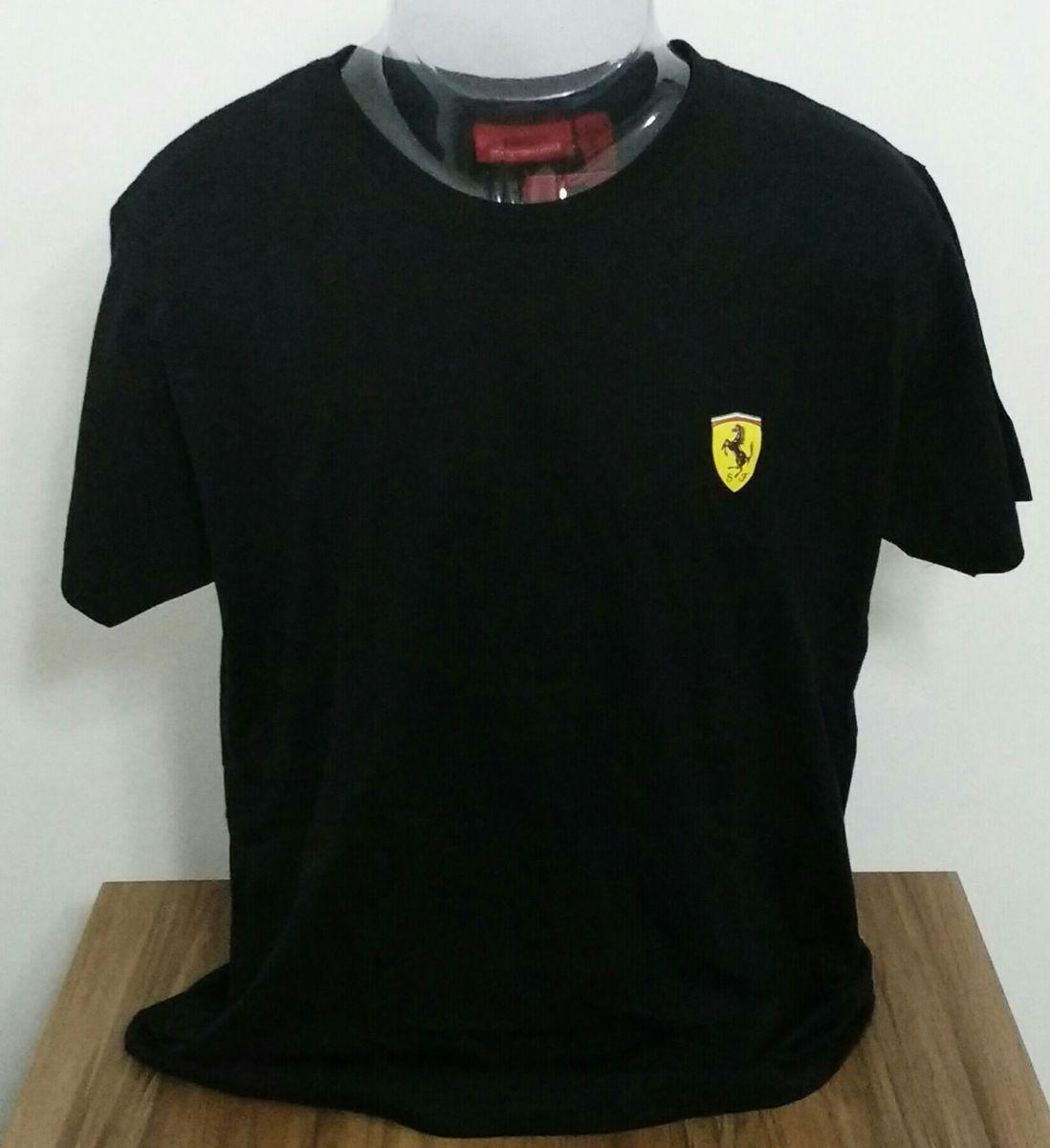 338f5a4b00 camiseta ferrari - f14-t - nova - camisetas ferrari