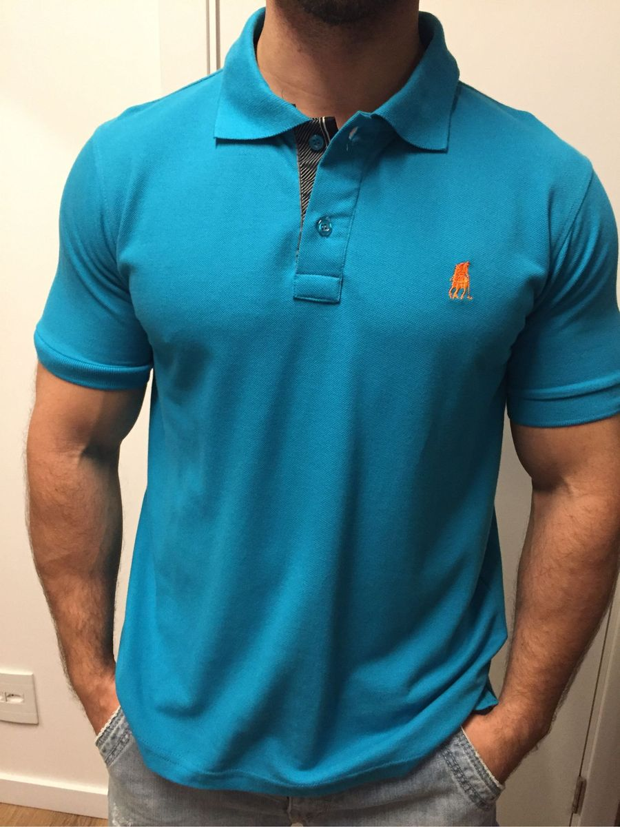 7a67edb37811d Camiseta Gola Polo