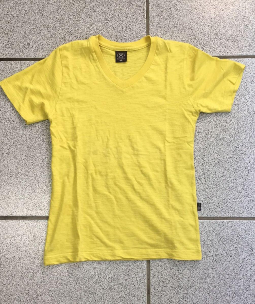 a2be2d1cb07 camiseta gola v hering kids - infantil - menino hering