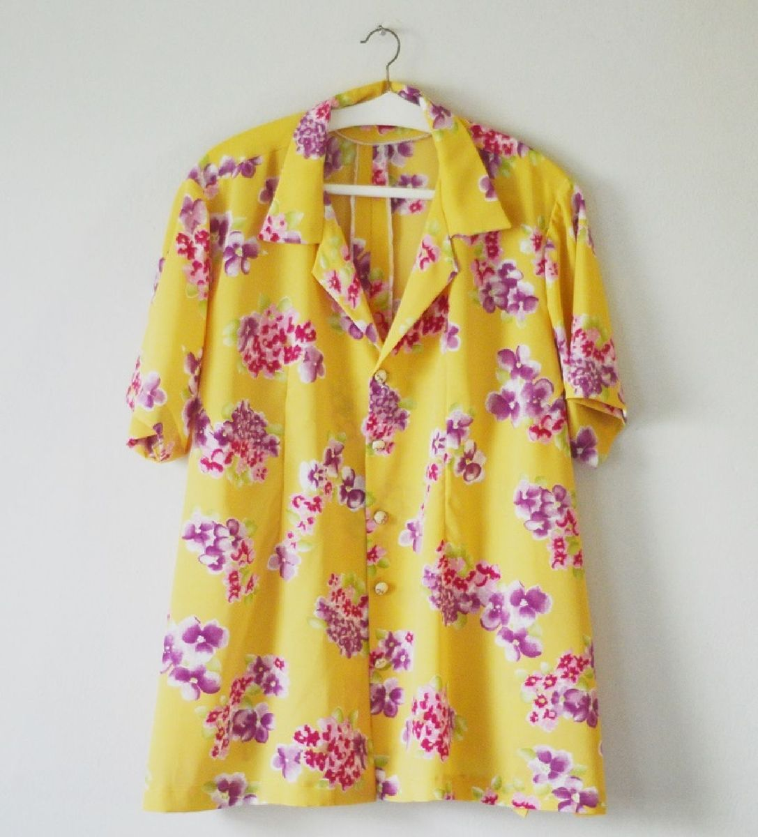 camiseta kimono vintage - camisas sem marca
