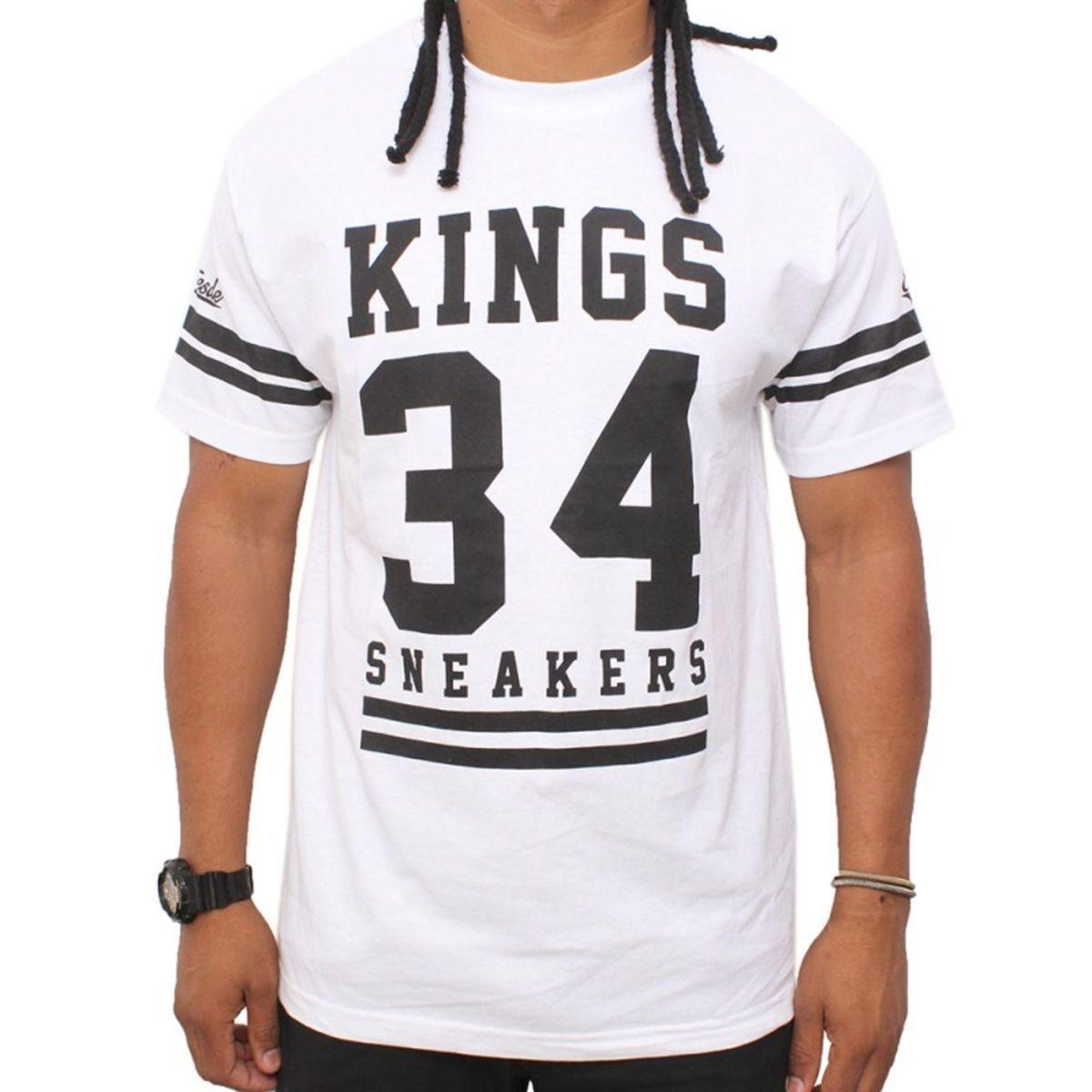 Camiseta Kings Sneakers 34  6289270f74627