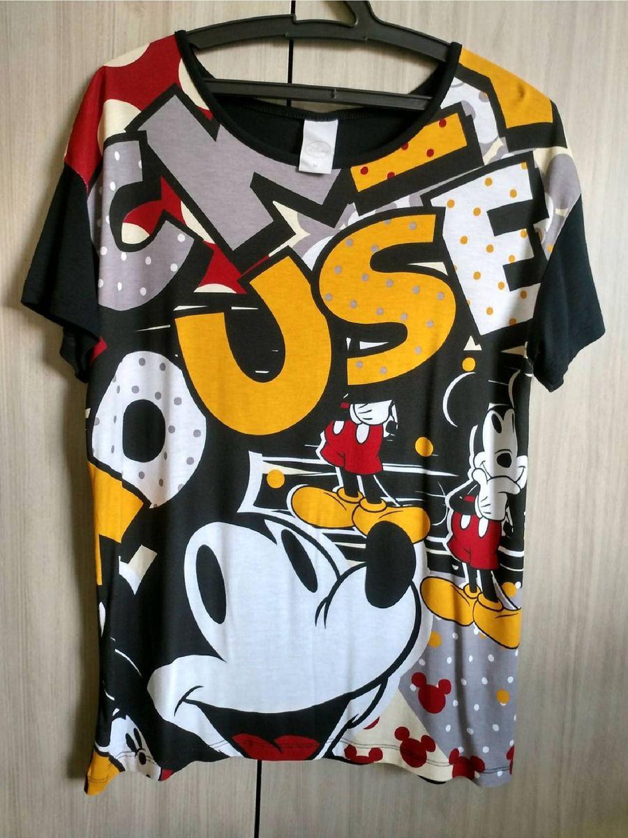 camiseta mickey. - camisetas disney