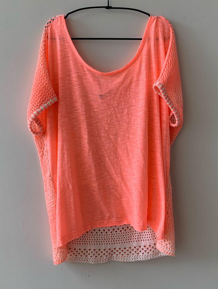 12c9ea2c3c6f camiseta neon e tricot - le lis blanc