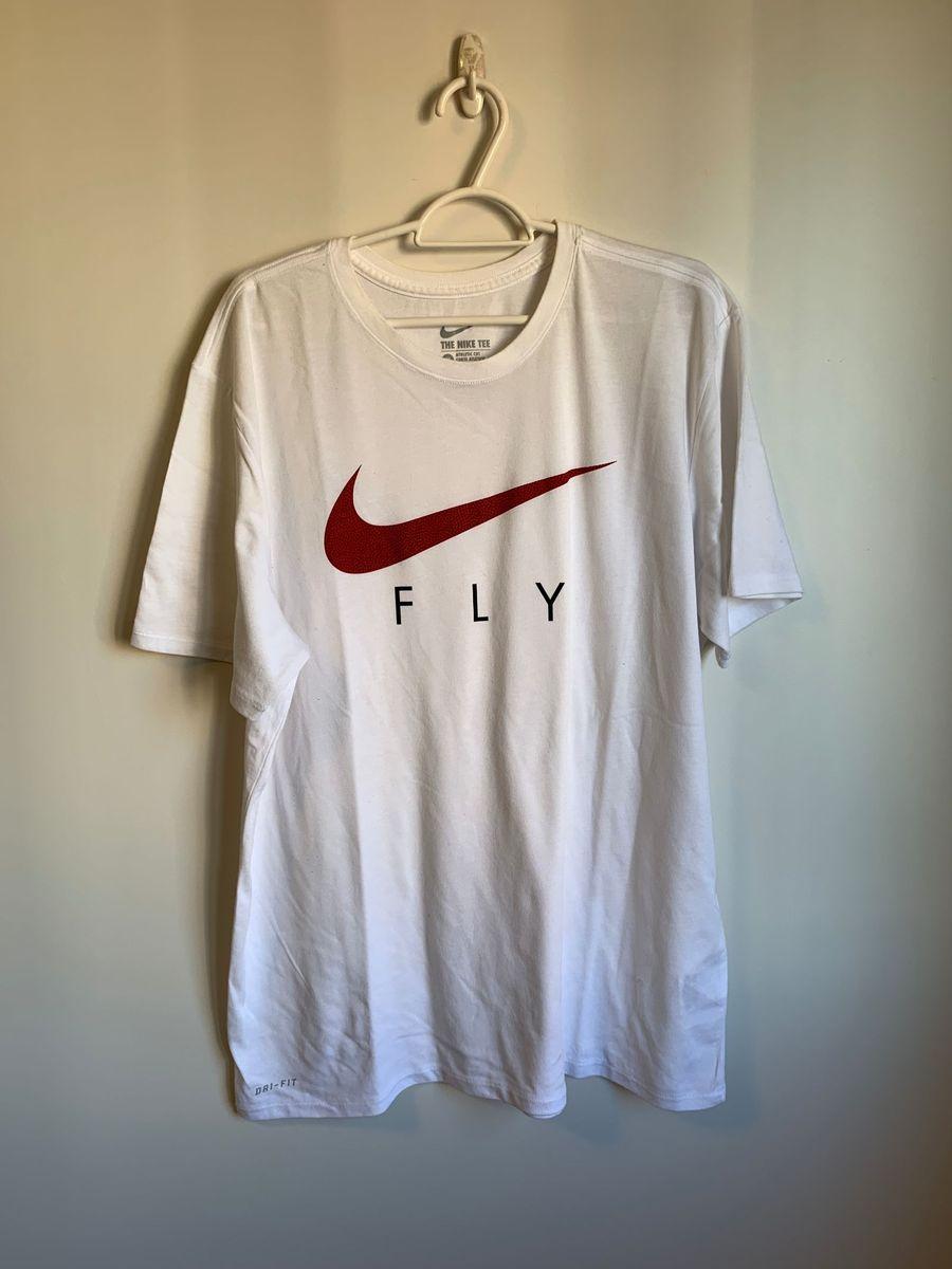 Rama Alacena caravana  Camiseta Nike Fly   Camiseta Masculina Nike Usado 40721588   enjoei