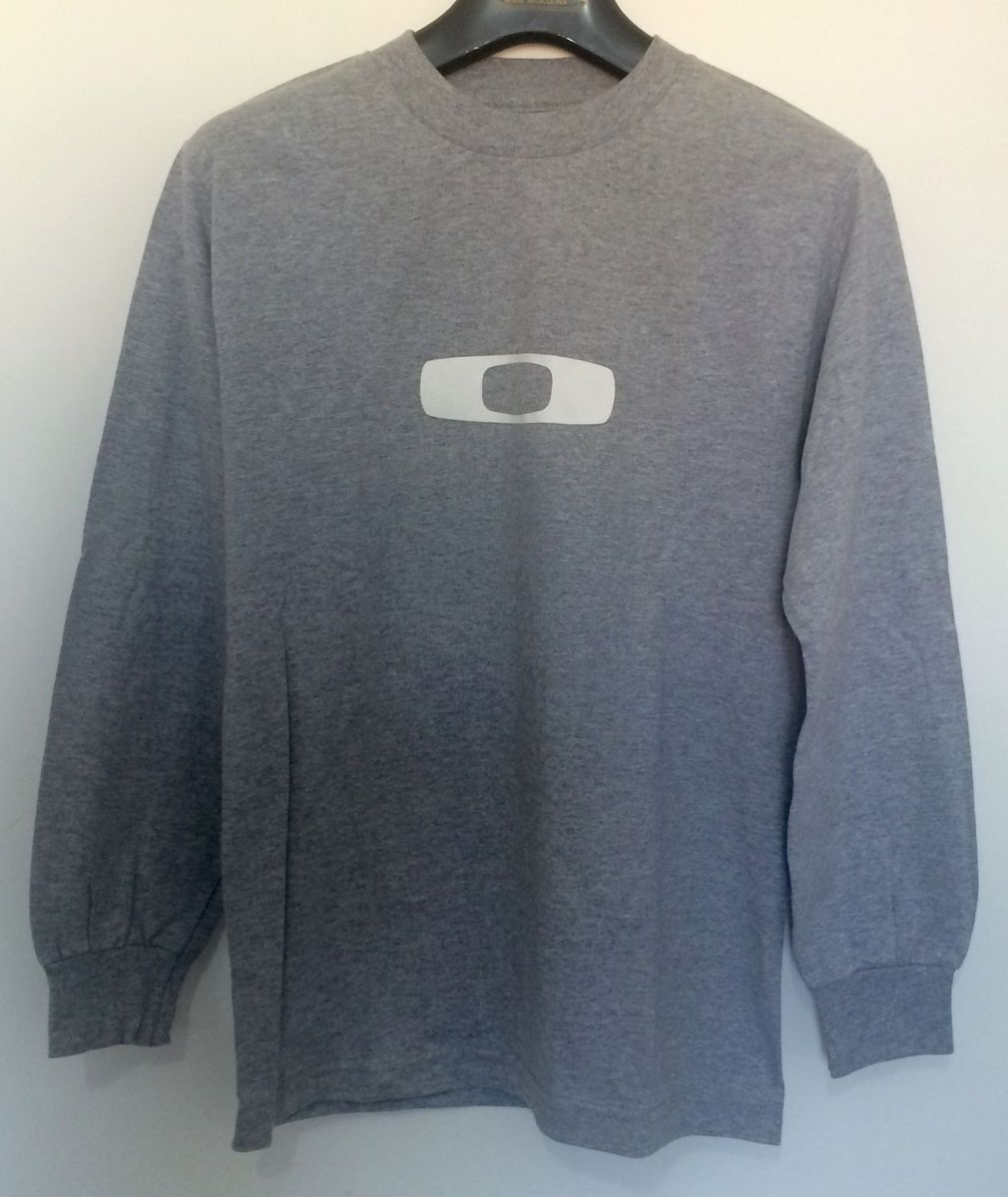camiseta oakley manga longa importada - casacos oakley d53c0eb3033