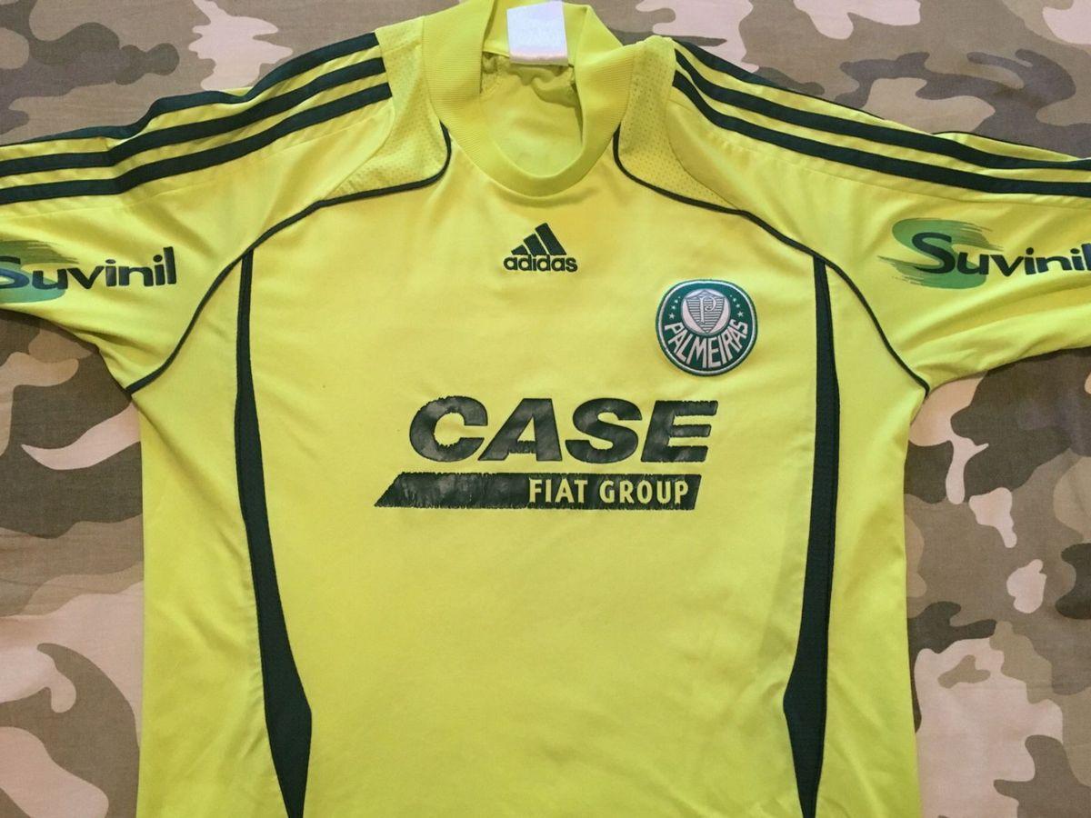 camiseta palmeiras verde limão - camisetas adidas 709d527d66c8a