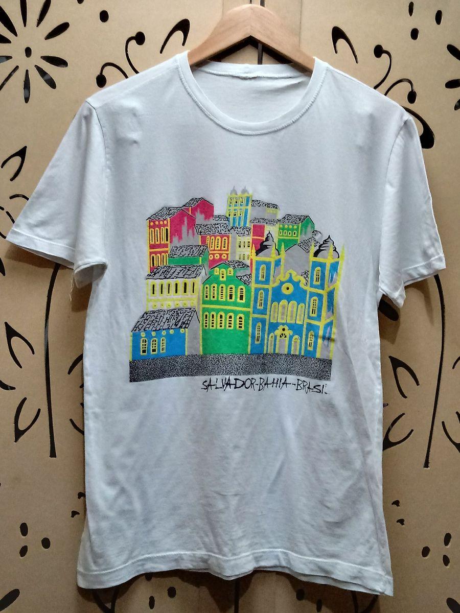 camiseta pelourinho - camisetas salvador