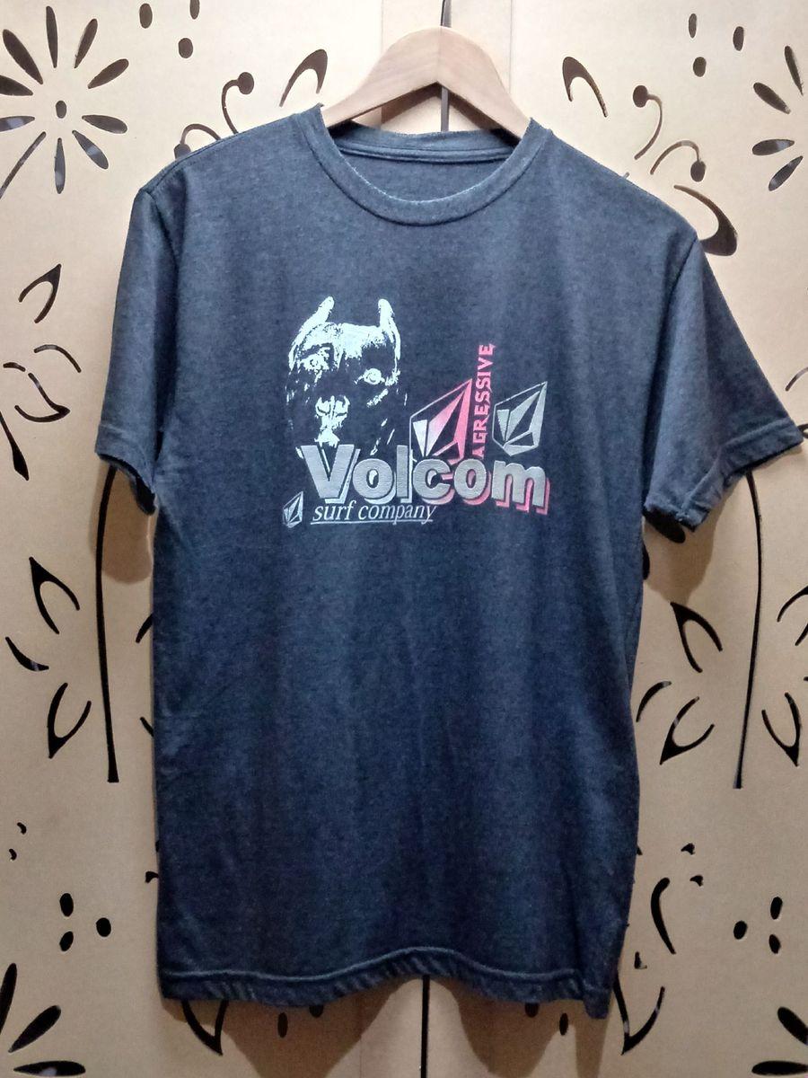 camiseta pitbull volcom - camisetas volcom