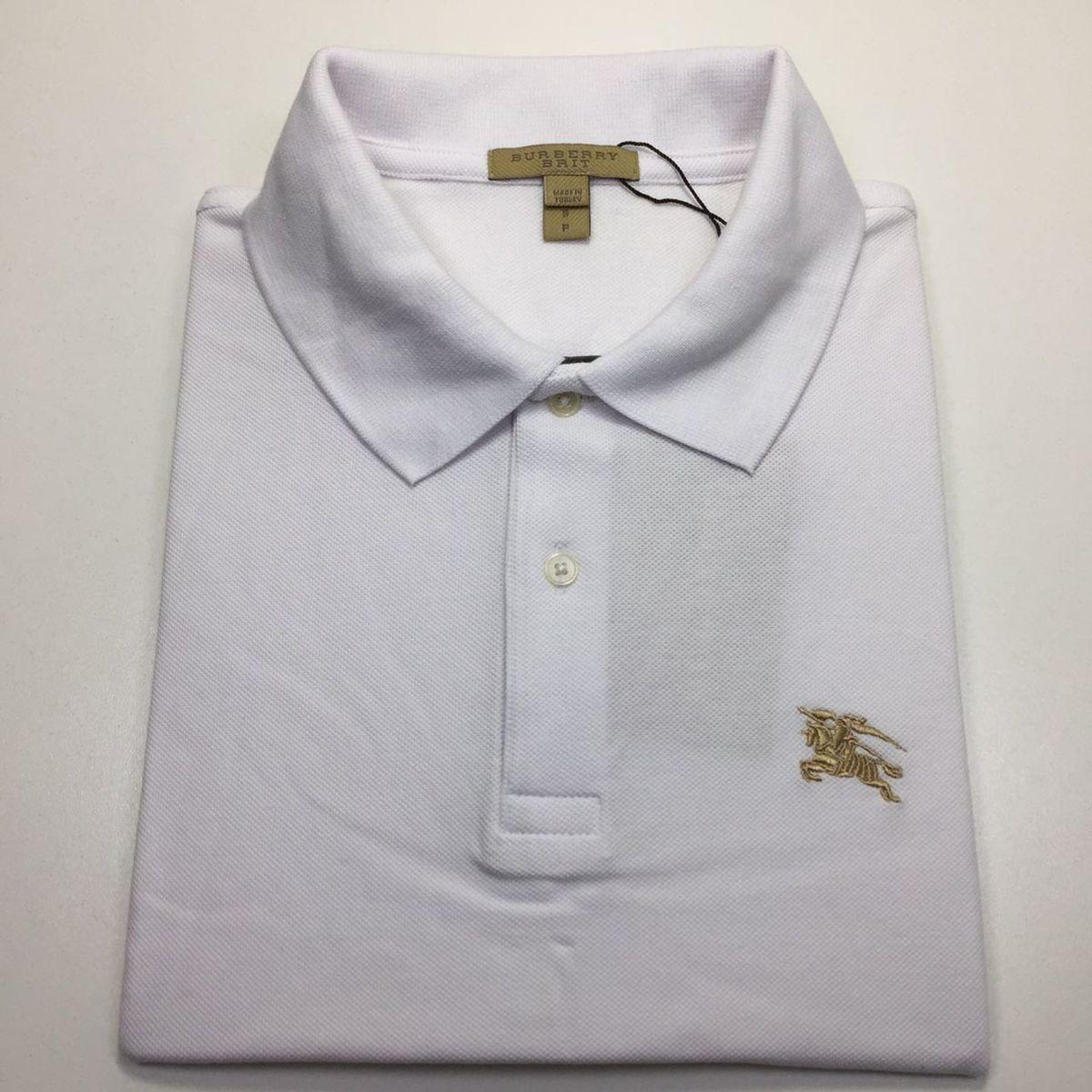 Camiseta Polo Burberry Brit Original  247afa0d353d0